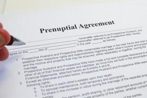 Thailand Prenuptial Agreements